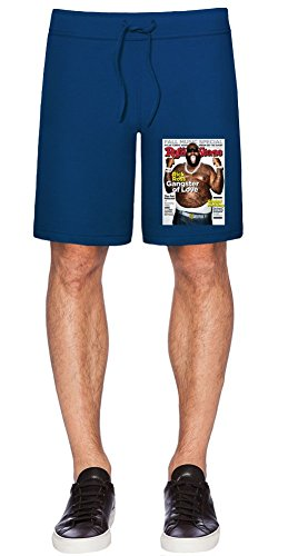 Zeus Apparel Rick Ross Rolling Stone Cover Shorts XX-Large -