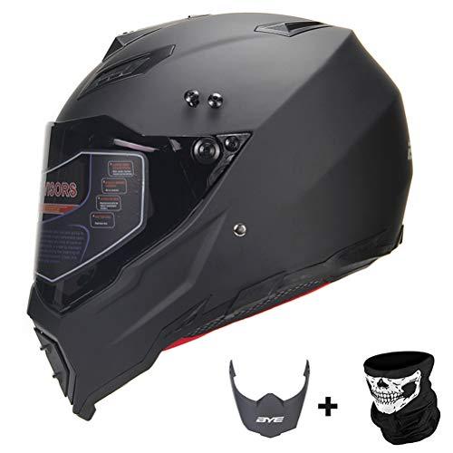 Uomini casco integrale del motociclo della maglia del cotone fodera antiurto donne Motocross Caschi anti nebbia Suanproof Moto Racing tappi di sicurezz