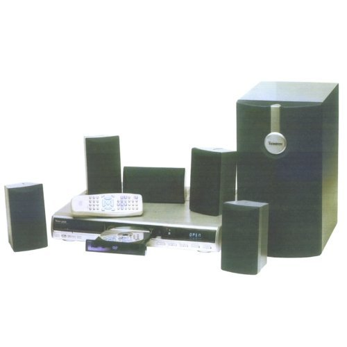 Reproductor DVD Home Cinema Venturer 5.1 DVD - Mod