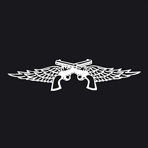 CDNY Magnetic Trainer Aufkleber Auto Aufkleber Metall Verdrängungspaste Verarbeitung Gecko Auto Aufkleber Auto Boxed Auto Aufkleber 6,1x25,4 cm Zwei Stück -