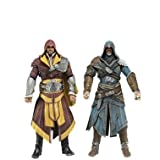 Neca - Assassin's Creed Action Figure 2-Pack Ezio Auditore Exclusive 18 by Neca