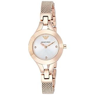 Emporio Armani Chronograph Silver Dial Women's Watch-AR7362
