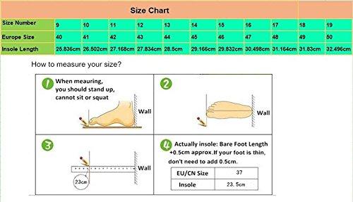 L@YC Chaussures à Talons Hauts Pour Femmes Chaussures en Cuir Verni/Similicuir Printemps/Été/Talons Compensés/Sandales Mariage/Extérieur/Fête red
