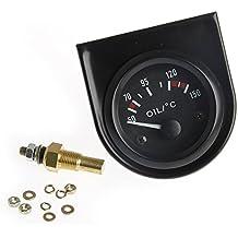 Medidor de temperatura de aceite Haia7k4k, universal, 50 – 150 °C U 2 pulgadas