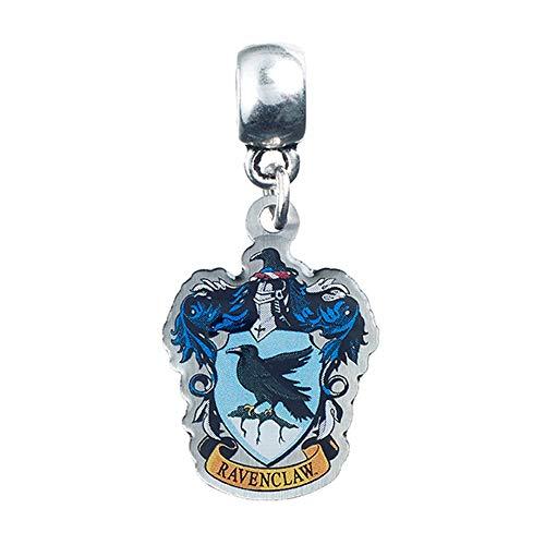 Charm oficial de Harry Potter de la marca The Carat Shop, con diseño de escudo 16