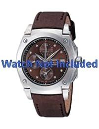 Venda de reloj Seiko marrón/7T92 0GZ0 SND859P1 (no incluidos en el precio del reloj. Correa de reloj original solamente)