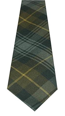 Lochcarron of Scotland Gordon Clan Weathered Tartan Tie