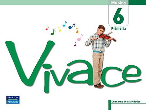 Vivace 6 pack cuaderno de actividades - 9788420551685