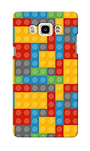 KnapCase Lego Designer 3D Printed Case Cover For Samsung Galaxy J5 2016