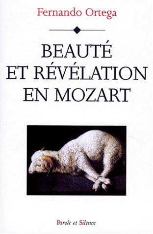 Beauté et révélation en Mozart