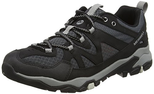 merrell-tahr-mens-lace-up-low-rise-hiking-shoes-black-wild-dove-7-uk