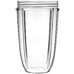 Gobelet 680 ml compatible avec Nutribullet, pièce de rechange pour centrifugeuse Nutribullet 900 W 600 W
