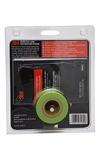 Le kit de rénovation d'optiques 3M pour des phares qui luisent - 417RPtuyYfL - Le kit de rénovation d'optiques 3M pour des phares qui luisent