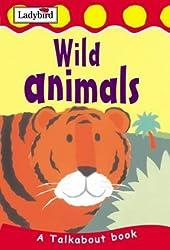 Wild Animals (Toddler Talkabout)
