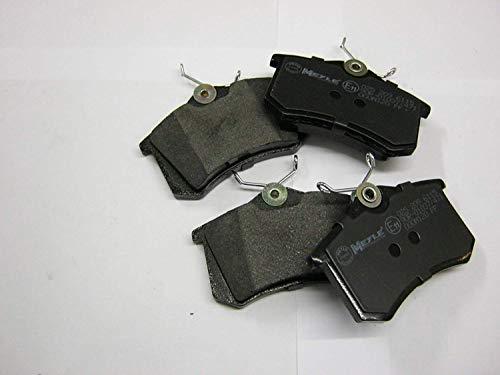 /E46 025 209 6115 kit de patins de frein, frein à disque