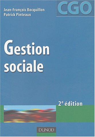 Gestion sociale : Manuel
