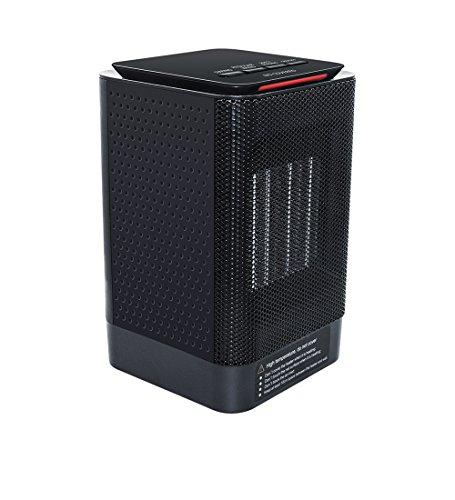 MroTech Riscaldatore Spaziale Personale Stufa Elettrica Riscaldamento ceramico 950W / 450W Portatile Termoventilatore Regolabile Fast Heater per Casa / Ufficio