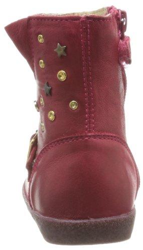 Falcotto 1214, Schuhe Wohlbefinden Unisex Kinder, Violett Violet (Nappa Spazzolata Vendemmia)