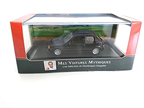 Voiture Miniature Peugeot 205 - Peugeot 205 GTI 1985 1:43 - LES