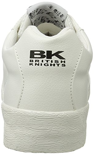British Knights Solar, Sneakers basses homme Weiß (white/black)