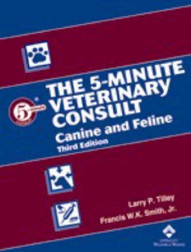 Minute veterinary consult pdf 5
