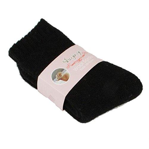 Chaussettes Noires très chaudes