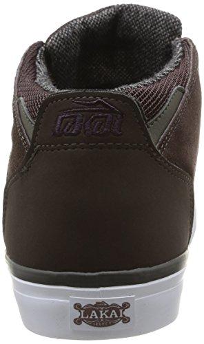 Lakai Telford Aw, Chaussures de skateboard homme Marron (Coffee Suede)