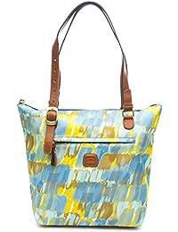 62c682065e Bric's Borsa Donna x-Bag Shopping Fanta/Blu BXG35071.981
