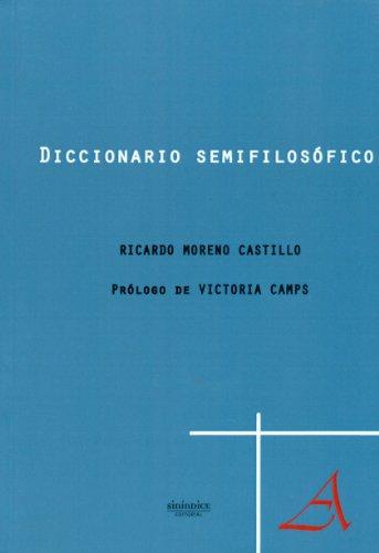 Diccionario semifilosófico (Filosofia)