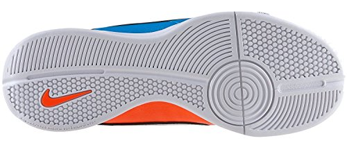 Nike jR tiempo genio leather 631528–418 iC) Bleu - Bleu