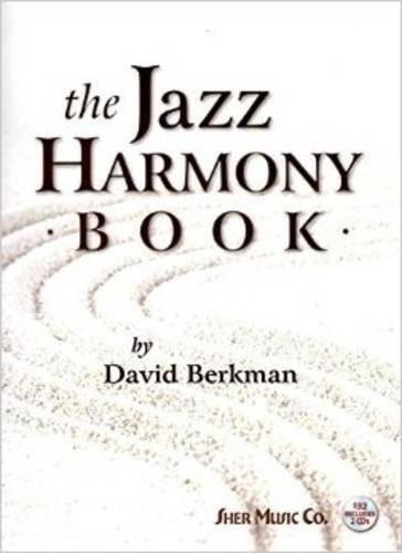 The Jazz Harmony Book (Piano Solo with 2 Free Audio CDs)