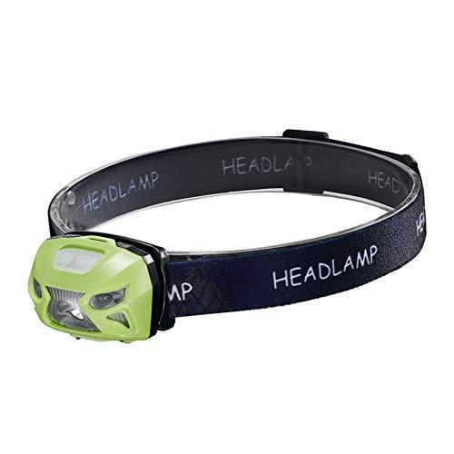 LED USB Wiederaufladbar Stirnlampe Scheinwerfer Kopflampe Headlampe Head s7