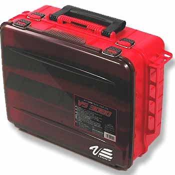 Versus Meiho Gerätekasten Vs 3080, Rot, 48 x 35.6 x 18.6 cm