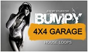 Bumpy 4x4 House Loops - High Quality Drum Loops for UKG, 4x4 and Underground House Music Production [DVD non Box]