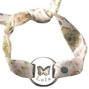 Bracelet Liberty Papillon - argent, Petits Trésors