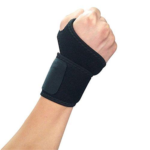 WXH Handgelenkstütze/Handgelenkgurt praktische abnehmbare Verstell-Armbandreliefs Schmerz-Verblutung und strapazierfähiges Karpaltunnelsyndrom Arthritis