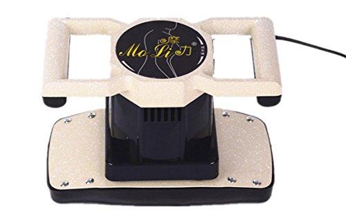 Hand-Vibrations-Massagegerät mit zwei Ebenen Massage-Maschine für Rücken Bauch Taille und Beine - Bein Rumpf