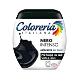 Grey Colorante Per Tessuti In Lavatrice, Nero Intenso, 350 gr