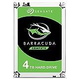 Seagate BarraCuda HDD ST4000DM004 - 4TB 256 MB Cache 3.5zoll SATA600