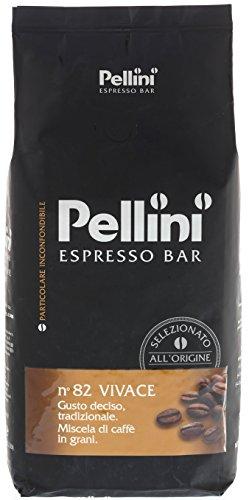 Pellini Caffè Vivace No. 82, Bohne, 1er Pack (1 x 1 kg)