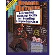 Reading Detective: Developing Thinking Skills for Reading Comprehension A1 (1501 / RL 4+ / 4-6) by Cheryl Block (2000-08-02)