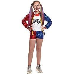 Disfraz Joker's Baby niña infantil para Carnaval 10-12