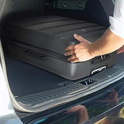 Aerolite ABS Equipaje Maleta rígida Ligera con 4 Ruedas, Grande 79cm