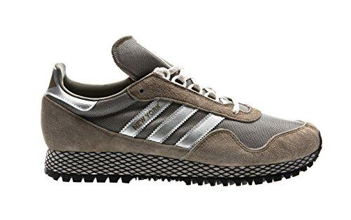 adidas New York BY9338 Herren Turnschuhe UK 6.5 (- York New Herren-leder)