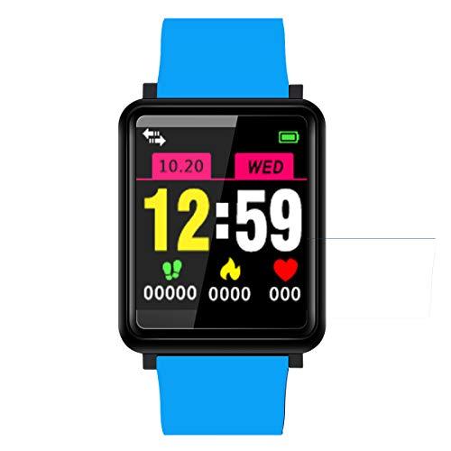 DDGOU IP67 wasserdichte F1 Sport Smart Watch Männer Frauen Pulsmesser Fitness Tracker Smartwatch Blutsauerstoffdruck Smartwatches