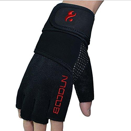 Unisex Half Finger – Weight Lifting Gloves