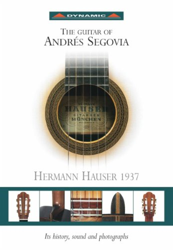 Segovia, Andres: Guitar of And...