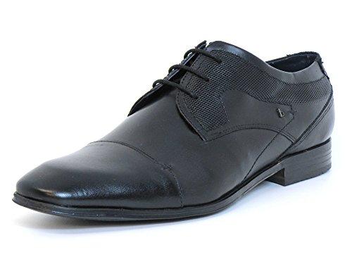bugatti-mens-312101121000-derby39s-black-schwarz-11-uk