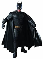 Idea Regalo - Rubie's- Grand Heritage Batman per Adulti, M, IT56311-M