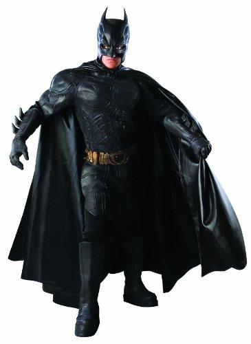 Rubie 's offiziellen Collector 's Batman Erwachsene Kostüm (Heritage Kostüme Batman Grand Für Erwachsene)